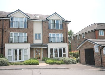 Thumbnail 2 bed flat to rent in Merchant Close, Epsom