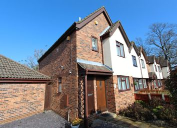Thumbnail 3 bedroom end terrace house for sale in Fleetwood Close, Tadworth