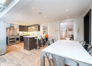 Thumbnail 4 bed flat to rent in Buckland Crescent, Belsize Park, London