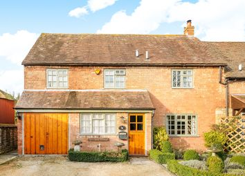 Thumbnail 3 bed cottage to rent in College Farm Drive, Lower Quinton, Stratford-Upon-Avon