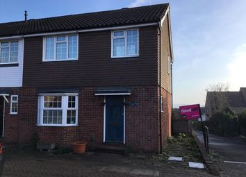 Thumbnail 3 bed end terrace house to rent in Terrace Road North, Binfield, Bracknell