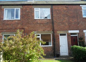 Thumbnail 2 bed terraced house to rent in Hamilton Terrace, Morpeth