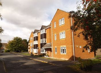 Thumbnail 1 bed flat to rent in Lucerne Close, Cambridge