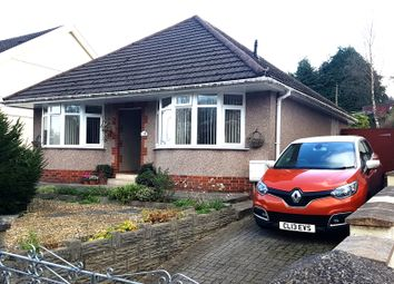 Thumbnail 2 bed detached bungalow for sale in Jersey Road, Bonymaen, Bonymaen, Swansea