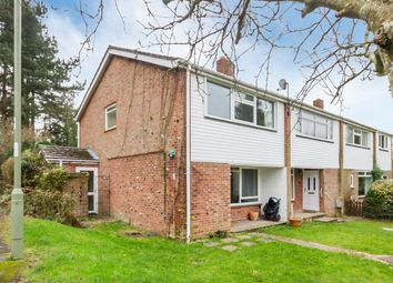 Thumbnail 3 bed end terrace house for sale in Rowan Close, Sway, Lymington