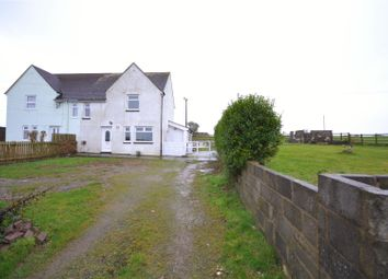 Thumbnail 3 bed semi-detached house for sale in St. Marys Park, Jordanston, Milford Haven