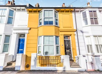 Thumbnail 3 bed terraced house for sale in Hanover Terrace, Brighton