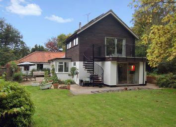 Thumbnail 4 bedroom detached house for sale in School Lane, Bromeswell, Woodbridge