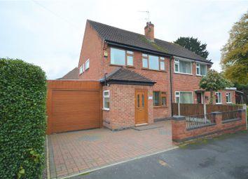 Thumbnail 3 bed semi-detached house for sale in St. Peters Crescent, Ruddington, Nottingham