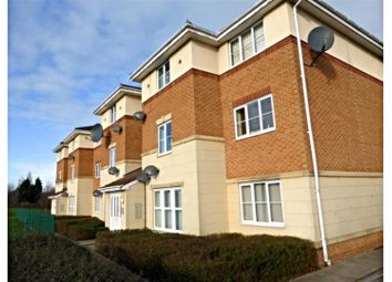 Thumbnail 2 bed flat for sale in Keepers Close, Sheffield