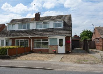 Thumbnail 2 bed semi-detached house for sale in Mill Lane, Bradwell, Great Yarmouth