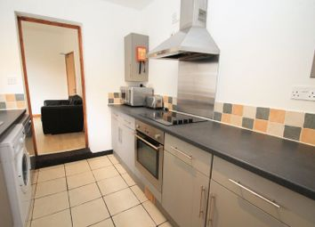Thumbnail 4 bed terraced house to rent in Florentia Street, Roath, Cardiff