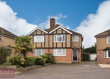Thumbnail 3 bed semi-detached house for sale in Maxwell Close, Rickmansworth