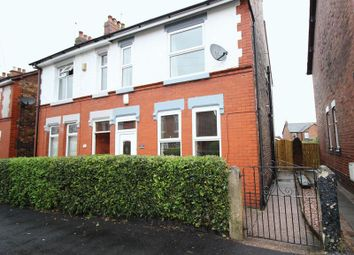 Thumbnail 3 bed semi-detached house for sale in Charles Street, Biddulph, Staffordshire