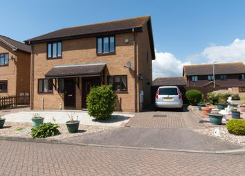 Thumbnail 2 bed semi-detached house for sale in Becket Close, Deal