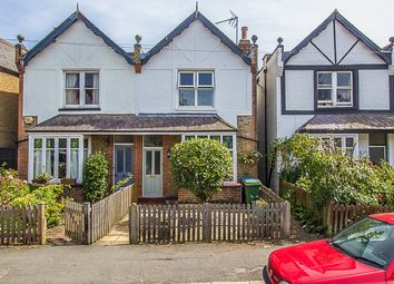 Thumbnail 3 bed property for sale in Alexandra Road, Thames Ditton