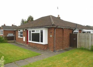 Thumbnail 4 bed detached bungalow for sale in Mclaren Street, Crewe, Cheshire