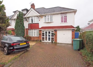 Thumbnail 3 bed semi-detached house to rent in Banstead Road South, Sutton