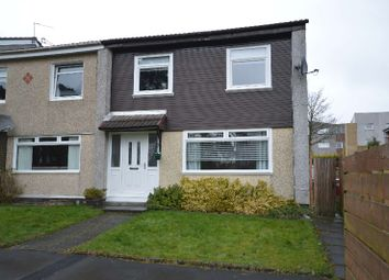 Thumbnail 3 bed terraced house for sale in Juniper Avenue, East Kilbride, South Lanarkshire