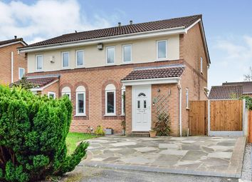 Thumbnail 3 bed semi-detached house for sale in Fern View, Timperley, Altrincham, Greater Manchester
