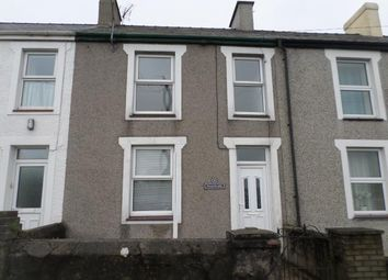 Thumbnail 2 bed terraced house to rent in 3, Bryn Afon Terrace, Crawia, Llanrug