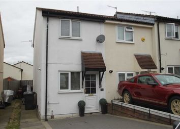 Thumbnail 2 bedroom end terrace house for sale in Oakley Close, Mapleton Road, London