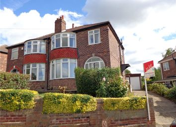Thumbnail 3 bed semi-detached house to rent in Spennithorne Avenue, Leeds, West Yorkshire