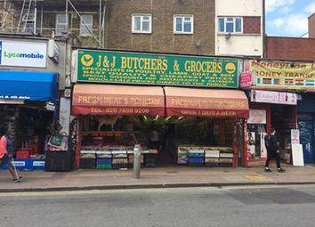 Thumbnail Retail premises to let in Rye Lane, London