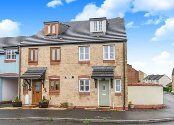 Thumbnail 3 bed semi-detached house for sale in Axminster, Devon