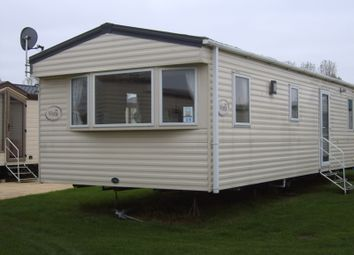Thumbnail 2 bedroom mobile/park home for sale in Felixstowe Beach Caravan Park, Felixstowe