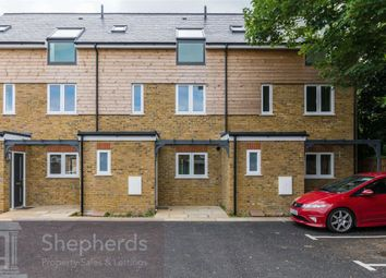Thumbnail 4 bedroom terraced house for sale in Nursery Road, Broxbourne, Hertfordshire