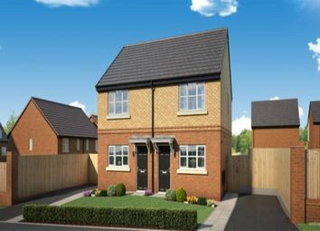Thumbnail 2 bed semi-detached house for sale in The Haxby Whalleys Road, Skelmersdale