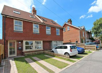 Thumbnail 3 bed semi-detached house for sale in Wellands Road, Lyndhurst, Hampshire