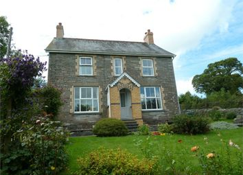 Thumbnail 3 bed detached house for sale in Gwalia, Glandwr, Whitland, Pembrokeshire