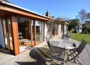 Thumbnail 3 bed detached bungalow to rent in New Road, Teignmouth, Devon