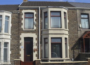 Thumbnail 3 bed terraced house for sale in Tanygroes Street, Port Talbot, West Glamorgan