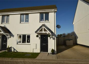 3 bed semi-detached house for sale in Willoughby Way, Connor Downs, Hayle TR27