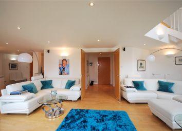 Thumbnail 2 bedroom flat to rent in New Atlas Wharf, 3 Arnhem Place, London