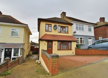 3 bed semi-detached house for sale in Clitheroe Road, Romford RM5