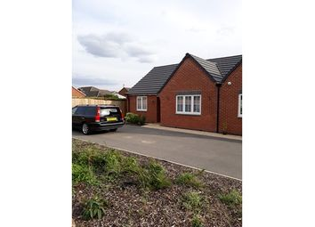 2 bed bungalow for sale in 15, Coronet Drive, Ibstock, Leicestershire LE67