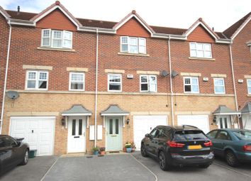 Thumbnail 3 bed town house for sale in Cavalier Court, Woodfield Plantation, Doncaster