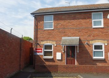 Thumbnail 2 bed end terrace house for sale in Eaton Mews, Portland Street, Hereford