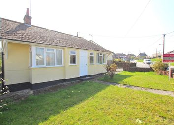 Thumbnail 3 bedroom detached bungalow for sale in Ongar Road, Dunmow