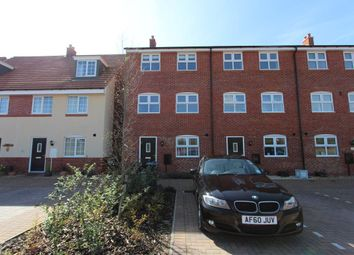 Thumbnail 4 bedroom property to rent in Sansome Drive, Hinckley