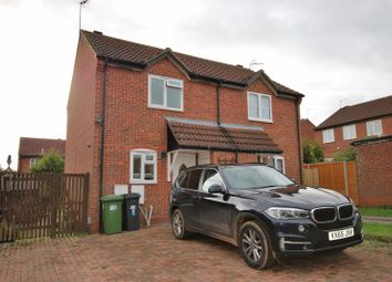 Thumbnail 2 bed semi-detached house to rent in Beaulieu Park, Sydenham, Leamington Spa