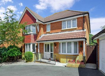 Thumbnail 4 bed detached house for sale in Silver Birch Drive, Newport, Isle Of Wight