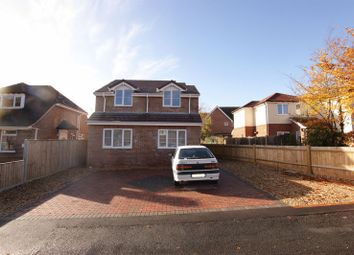 Thumbnail 4 bed detached house for sale in Paxton Road, Fareham