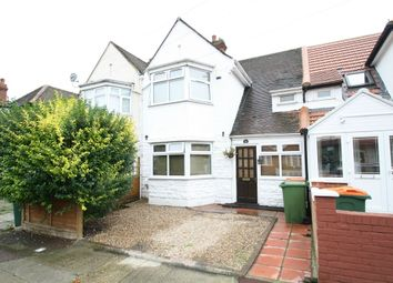 Thumbnail 3 bedroom terraced house for sale in Charlemont Road, East Ham, London