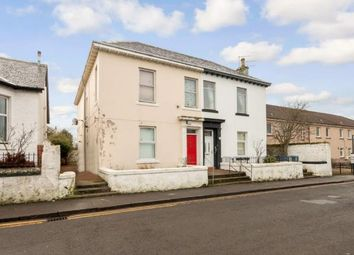 Thumbnail 2 bed flat for sale in Nelson Street, Largs, North Ayrshire, Scotland