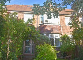 Thumbnail 4 bed terraced house for sale in Ladydell Road, Broadwater, Worthing